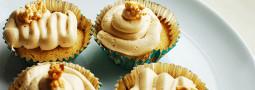 Salted Caramel Corn -Cupcakes- de Maiz y Caramelo