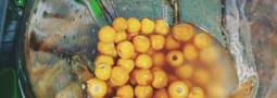 Pesada de Nance Recipe (yellow cherries)