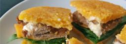 Panamanian Tortillas Sandwiches