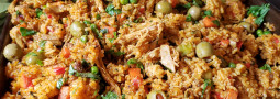 Finally, My Arroz con Pollo Recipe | Food Podcast Episode 8