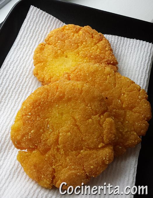 tortilla panamena