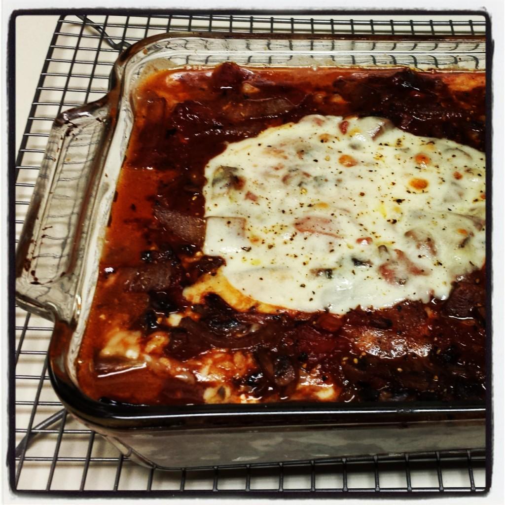 Lasagna Gratinada