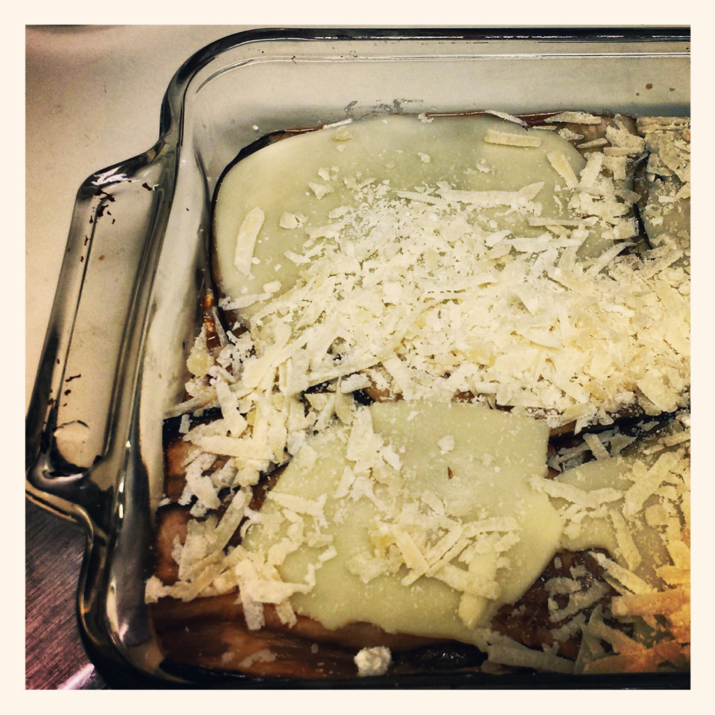Lasagna Vegetarian Mushrooms