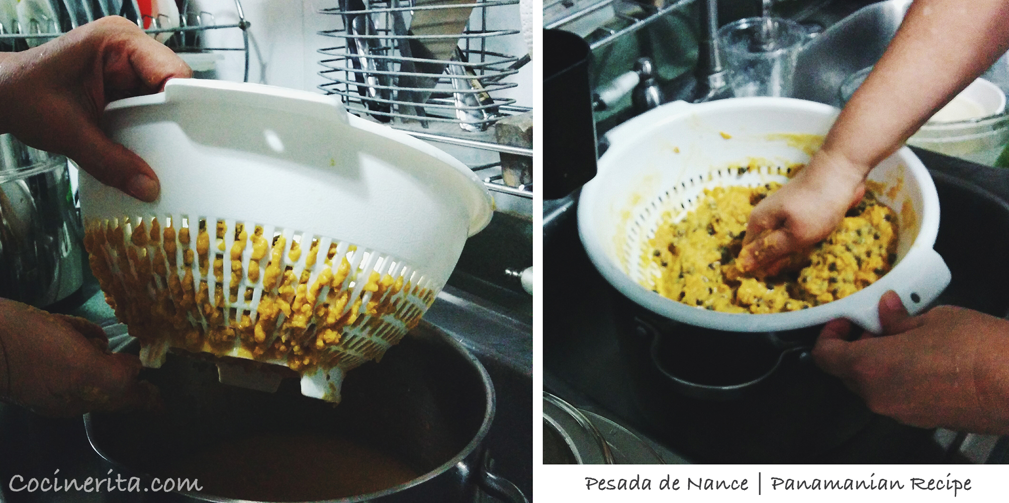 Pesada de Nance - Cocinerita Recipe