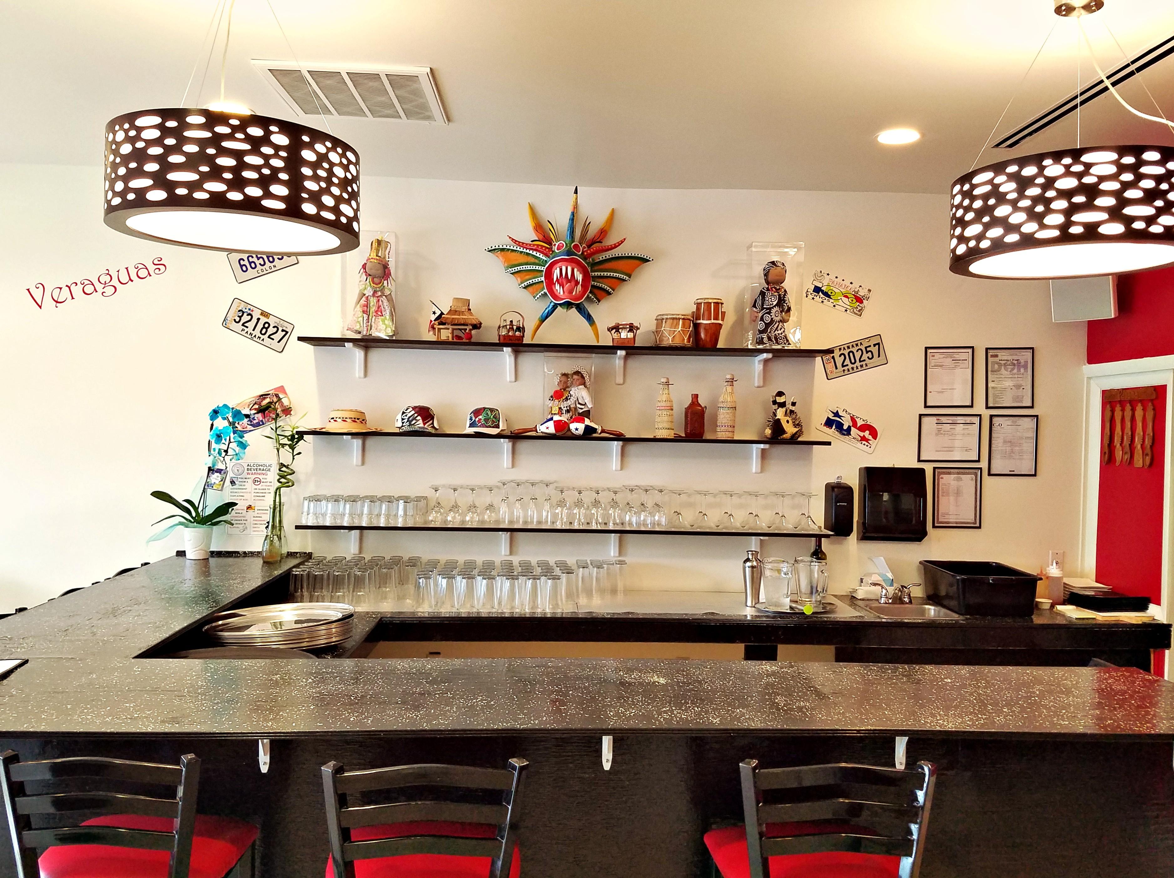 Panamanian Restaurant Washington DC - Bar 1