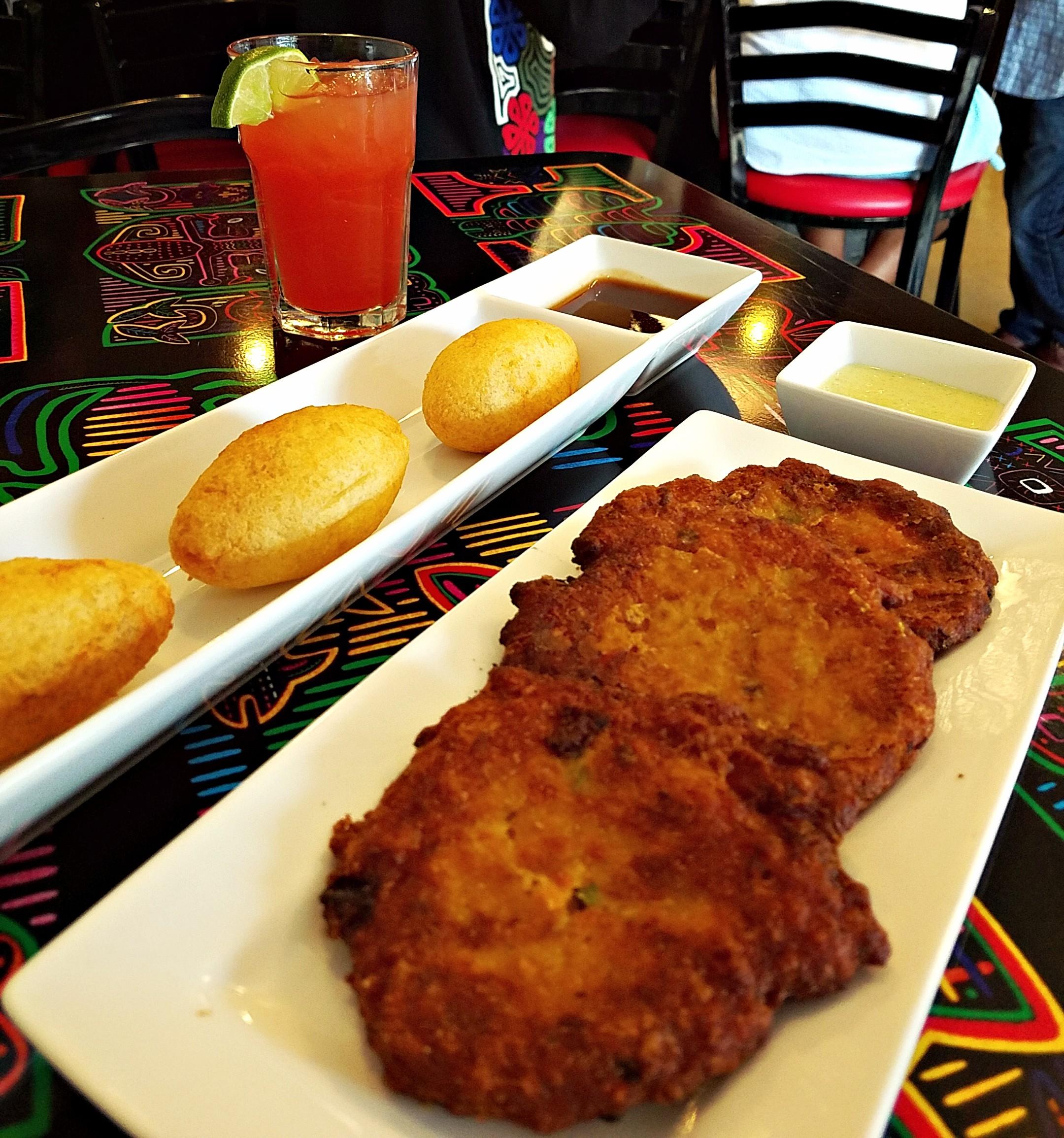 Panamanian Restaurant Washington DC - Torrejitas