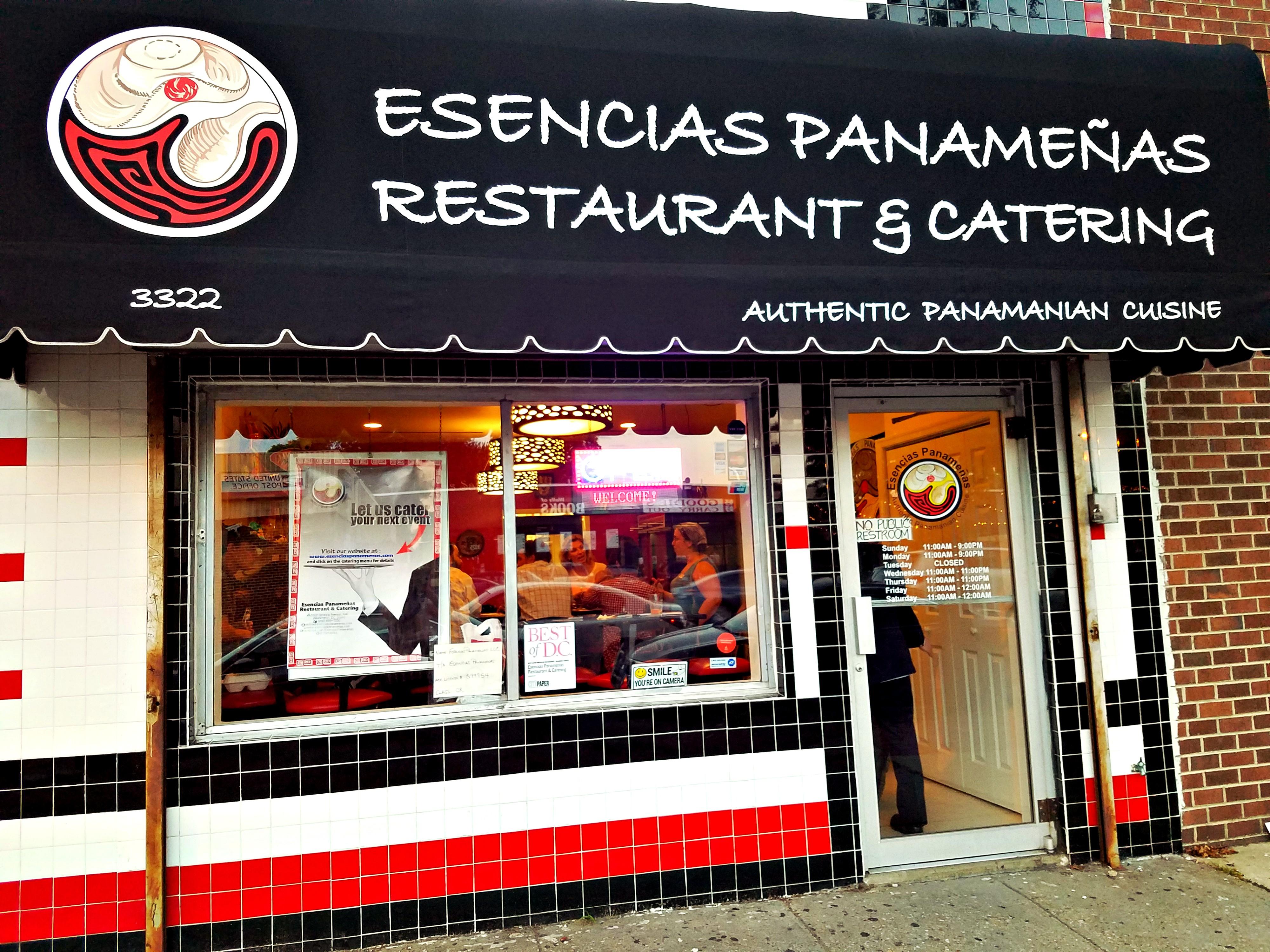 panamanian restaurant dc